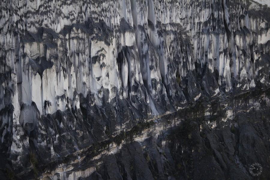Rocks, Andes, Ecuador